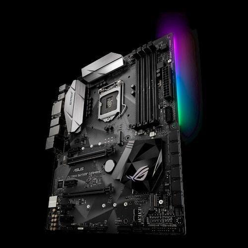 ASUS STRIX H270F GAMING Intel H270 LGA 1151 (Socket H4) ATX carte mère
