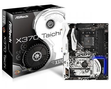 ASROCK X370 Taichi AMD X370 Socket AM4 ATX carte mère