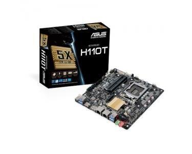 ASUS H110T Intel H110 LGA1151 Mini ITX carte mère