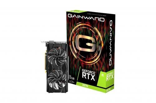 GAINWARD 426018336-4269 carte graphique GeForce RTX 2070 8 Go GDDR6