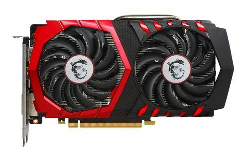 MSI V335-001R carte graphique GeForce GTX 1050 Ti 4 Go GDDR5