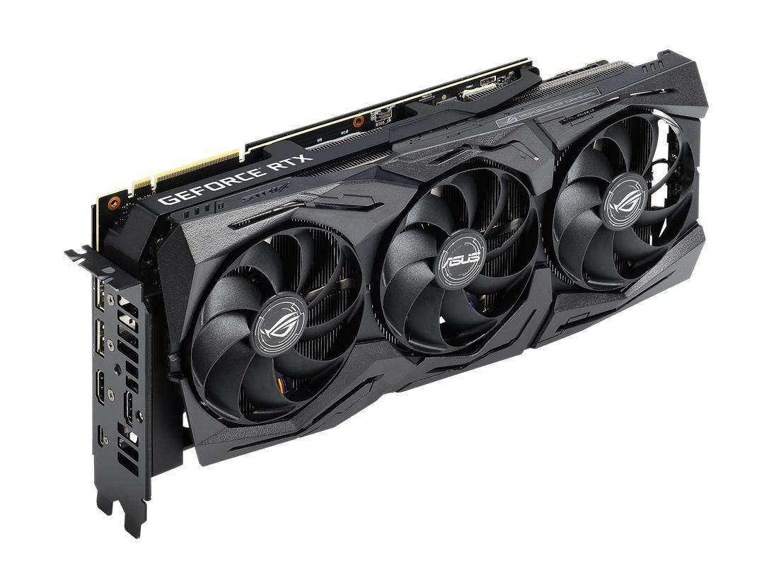 ASUS ROG-STRIX RTX2080-8G-GAMING GeForce RTX 2080 8 Go GDDR6