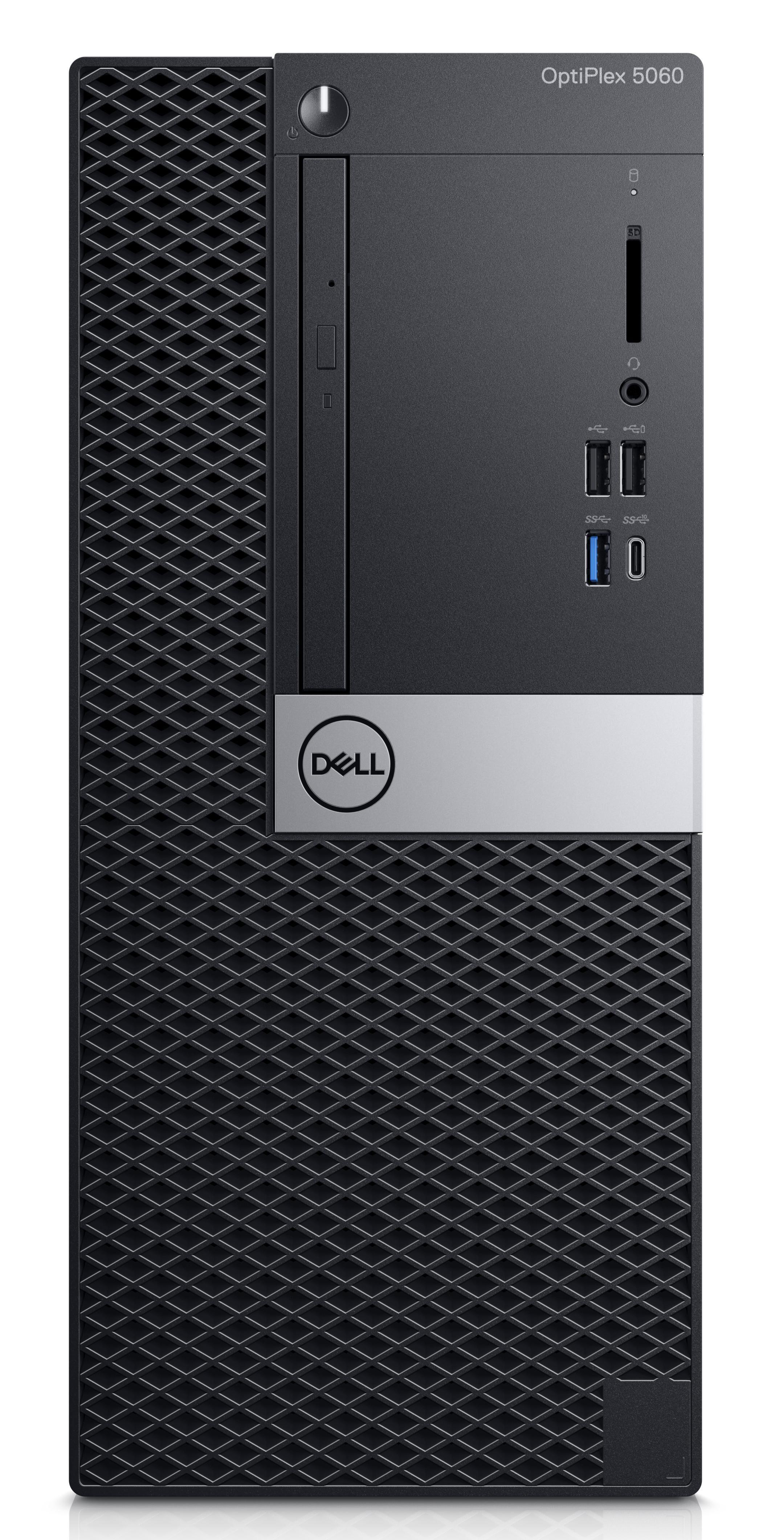 DELL OptiPlex 5060 3 GHz Intel® Core? i5 de 8e génération i5-8500 Noir Mini Tour PC