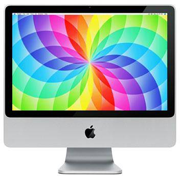 APPLE iMac Intel 2,66GHz 2Go/320Go SuperDrive 20?