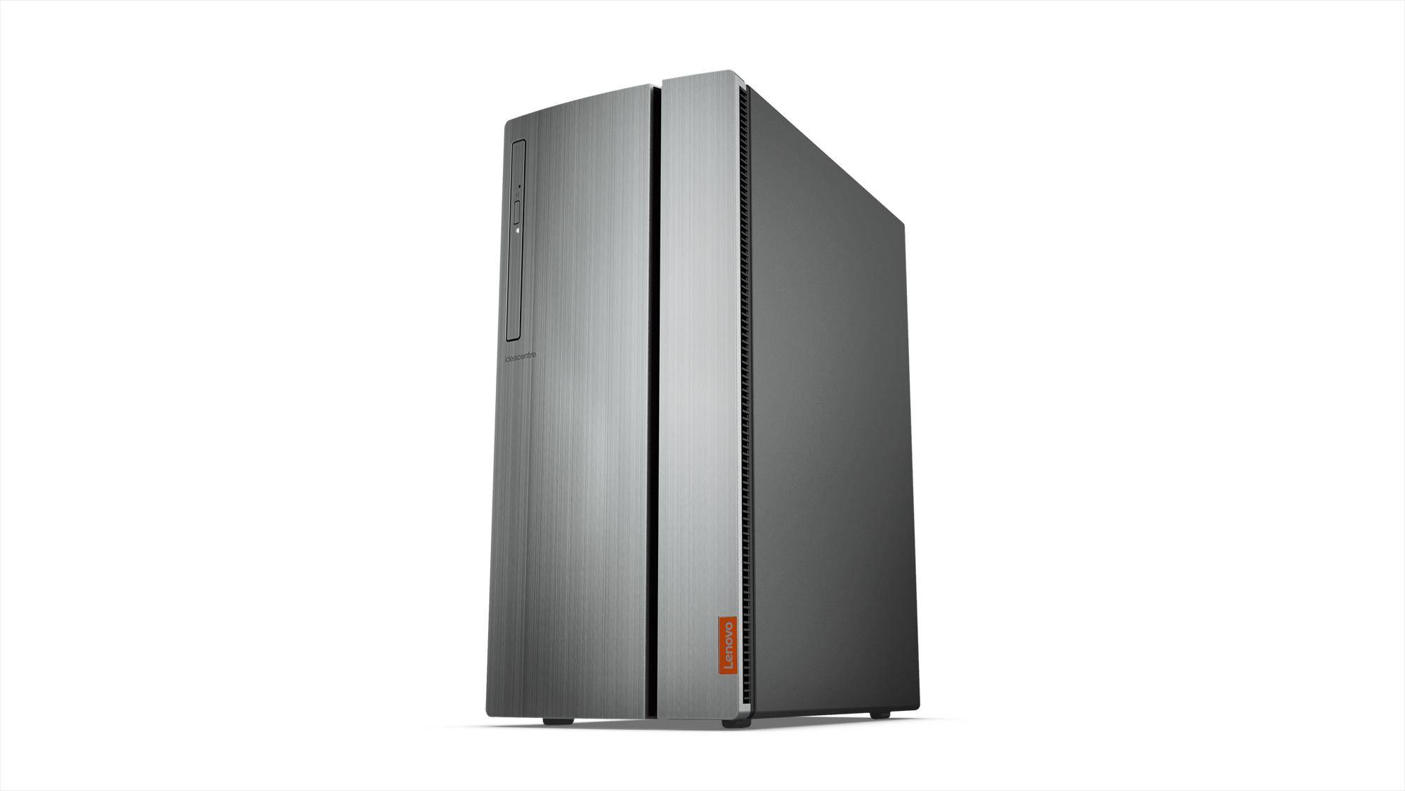 LENOVO IdeaCentre 720 3,2 GHz AMD Ryzen 5 1400 Noir, Argent Tour PC