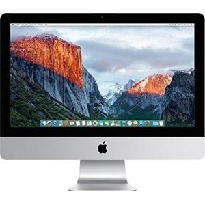 APPLE All in one iMac 21.5 pouces (MK442FN/A) 21.5' Core i5 (2.8 GHz) RAM 8 Go HDD 1 To Wi-Fi AC/Bluetooth Webcam Mac OS X El Capitan