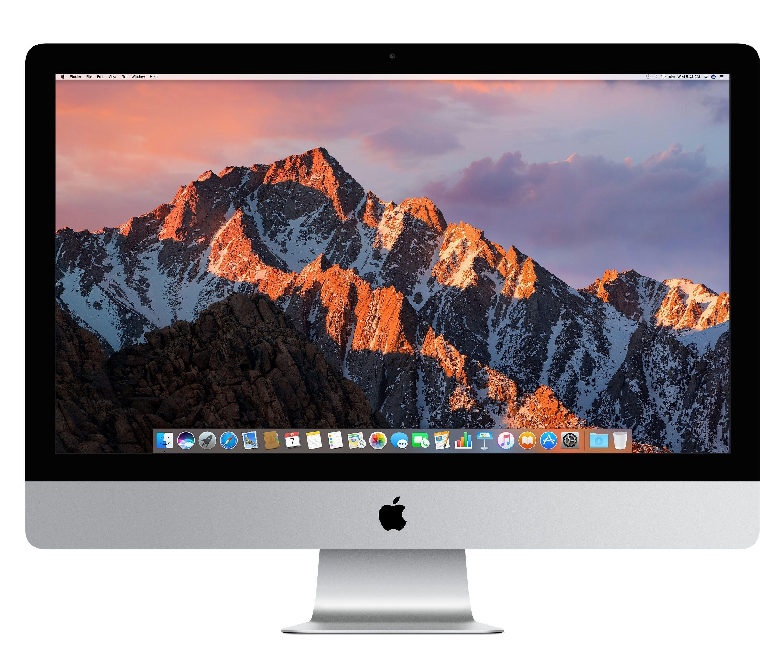 """APPLE iMac 54,6 cm (21.5"""") 1920 x 1080 pixels 2,3 GHz Intel® Core? i5 de 7e génération Argent PC All-in-One"""