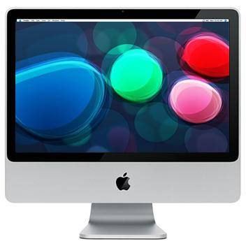 APPLE iMac Intel 2,4GHz 2Go/250Go SuperDrive 20?