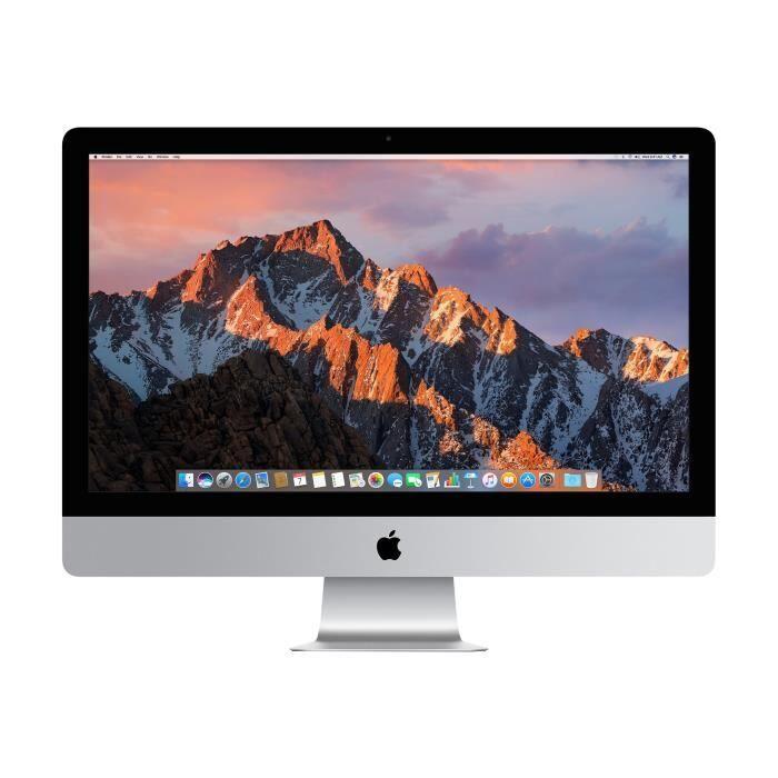 """APPLE iMac 21.5"""" - 8 Go de Mémoire - 1 To HDD - 2.3 GHz Core i5 Processeur"""