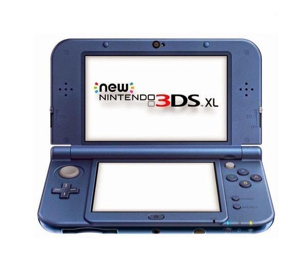 NINTENDO New 3DS XL Bleue