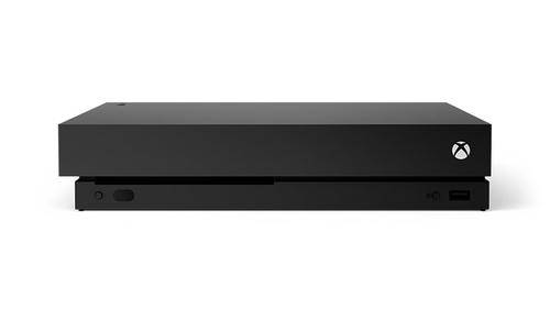 MICROSOFT MS Xbox One X+ Fallout 76 Noir 1000 Go Wifi
