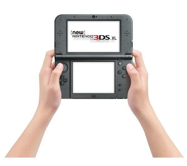 NINTENDO New 3DS XL Noire