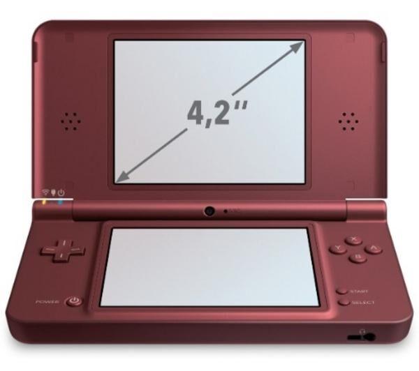 NINTENDO Console DSi XL - bordeaux