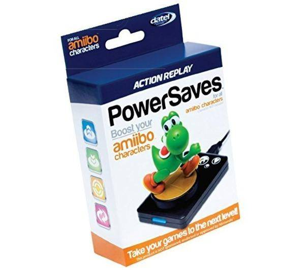3DS Action Replay Amiibo Powersaves