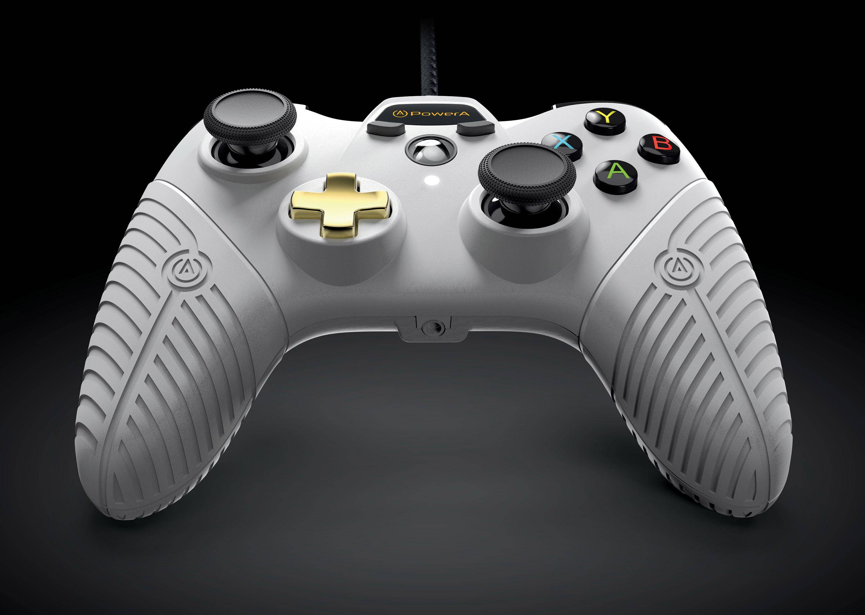 BD&A Manette filaire Fusion 2.0 Blanche / Or