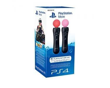 SONY Move Spéciale PlayStation 4 Noir