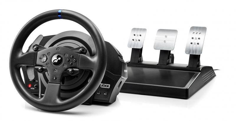 THRUSTMASTER T300 RS GT Roues+Pédales PC,PlayStation 4,Playstation 3 Noir