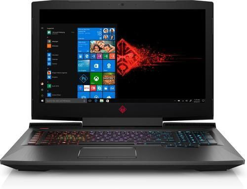 """HP 17-an166ng Noir Ordinateur portable 43,9 cm (17.3"""") 1920 x 1080 pixels 2,20 GHz Intel® Core? i7 de 8e génération i7-8750H"""