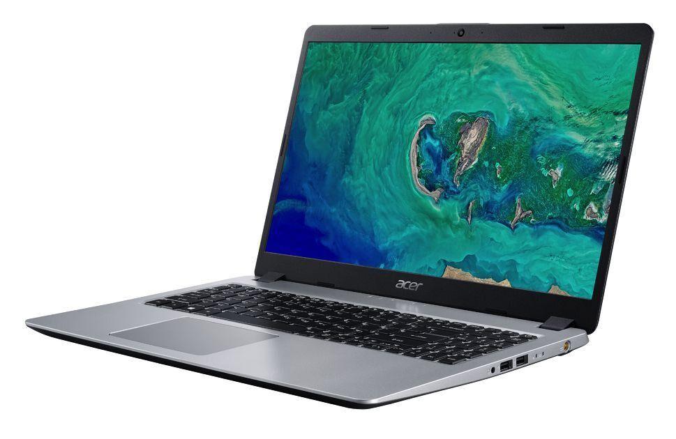 """ACER Aspire 5 A515-52G-5615 Argent Ordinateur portable 39,6 cm (15.6"""") 1920 x 1080 pixels 1,6 GHz Intel® Core? i5 de 8e génération i5-8265U"""