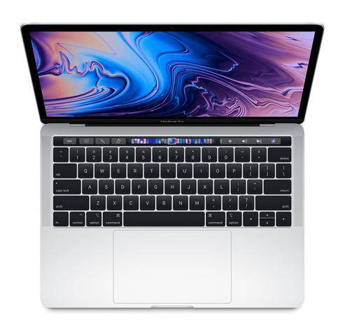"APPLE MacBook Pro Argent Ordinateur portable 33,8 cm (13.3"") 2560 x 1600 pixels 2,3 GHz Intel® Core? i5 de 8e génération"