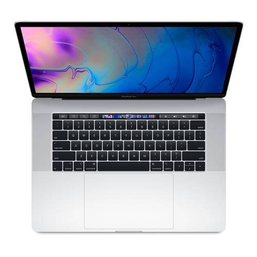 "APPLE MacBook Pro Argent Ordinateur portable 39,1 cm (15.4"") 2880 x 1800 pixels 2,6 GHz Intel® Core? i7 de 8e génération"