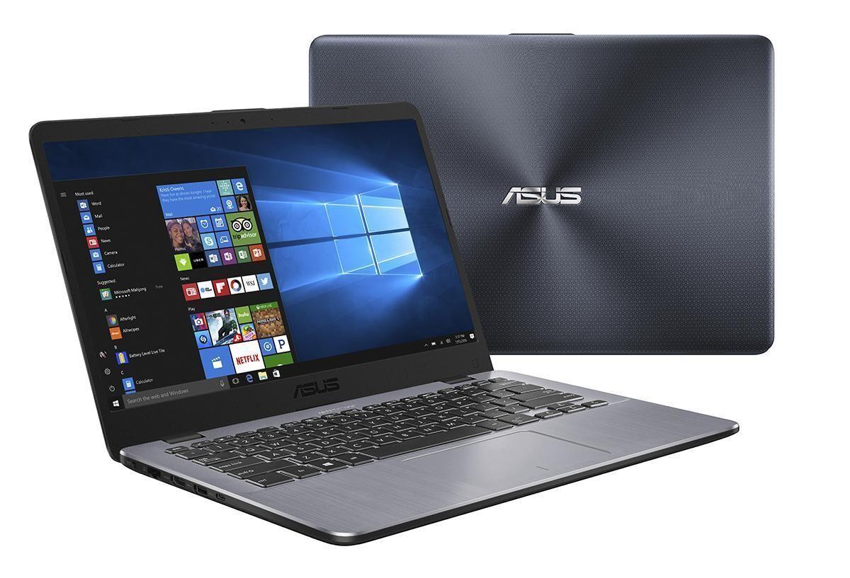 """ASUS X405UA-BV505T 14"""" Pentium 4405U 4Go 1To"""