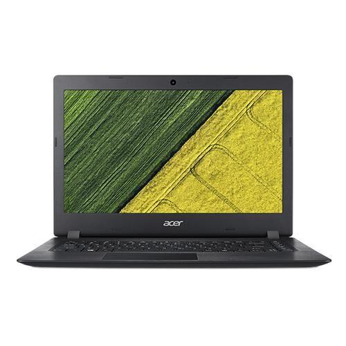 """HANNSPREE Acer Aspire A114-31-C44C 1.10GHz N3350 14"""" 1366 x 768pixels Noir Ordinateur portable"""