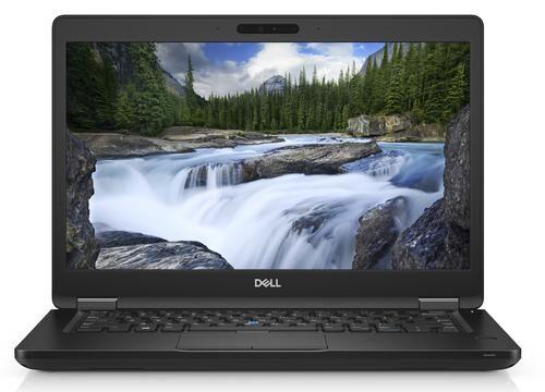 """DELL Latitude 5490 Noir Ordinateur portable 35,6 cm (14"""") 1920 x 1080 pixels 1,60 GHz Intel® Core? i5 de 8e génération i5-8250U"""