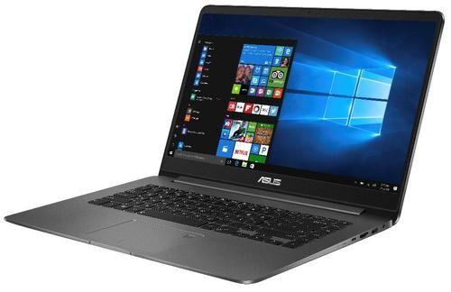 """ASUS ZenBook UX530UX-FY070T Gris Ordinateur portable 39,6 cm (15.6"""") 1920 x 1080 pixels 2,70 GHz Intel® Core? i7 de 7e génération i7-7500U"""