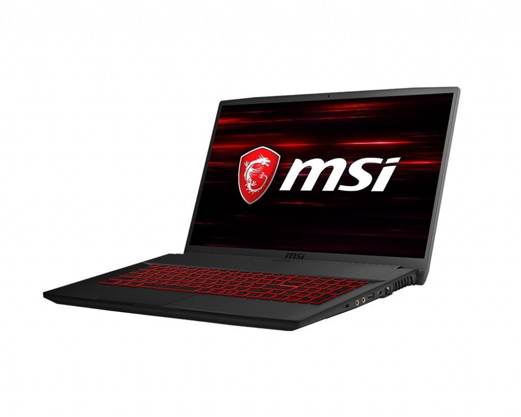 """MSI Gaming GF75 8RD-040IT Thin Noir Ordinateur portable 43,9 cm (17.3"""") 1920 x 1080 pixels 2,20 GHz Intel® Core? i7 de 8e génération i7-8750H"""