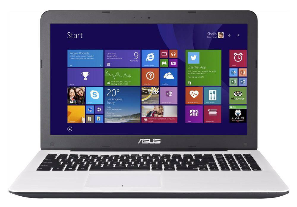 """ASUS R556BP-XX119T 15"""" AMD Dual-Core 4Go 2To"""