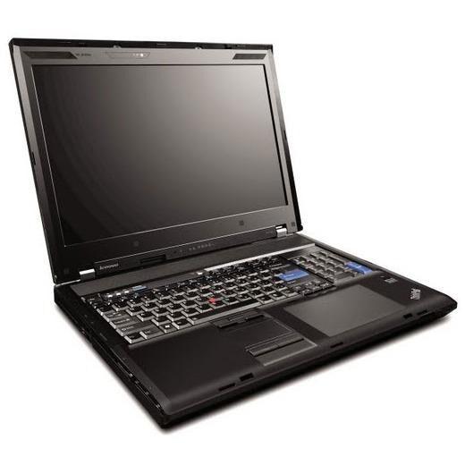 LENOVO IBM ThinkPad W700 - Windows 7 - C2D 4GB 160GB - 17'' - Ordinateur Portable PC