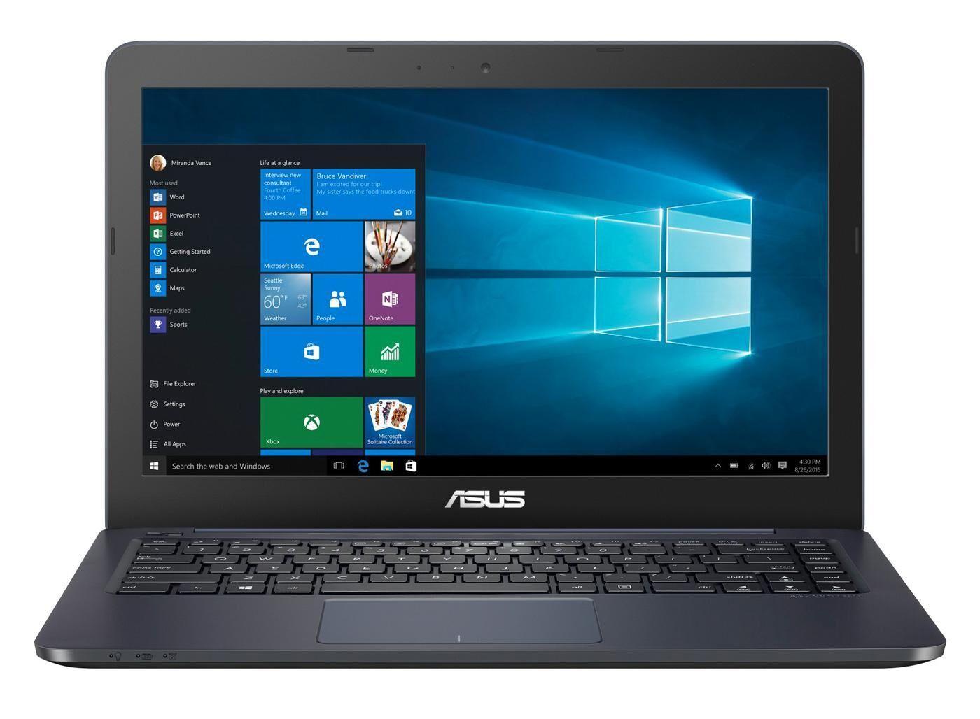 "ASUS VivoBook E402NA-GA248T 14"" Celeron N3350 4Go 32Go SSD"