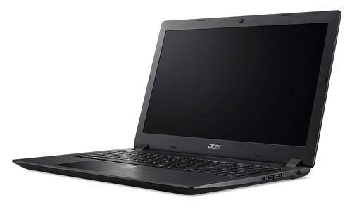 """ACER Aspire A315-53-38F1 Noir Ordinateur portable 39,6 cm (15.6"""") 1366 x 768 pixels 2,2 GHz Intel® Core? i3 de 8e génération i3-8130U"""