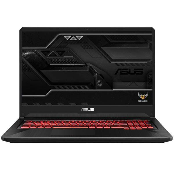 """ASUS TUF Gaming FX705GE-EW243T notebook Noir Ordinateur portable 43,9 cm (17.3"""") 1920 x 1080 pixels 2,20 GHz Intel® Core? i7 de 8e génération i7-8750H"""