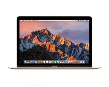 """APPLE MacBook 1.3GHz 12"""" 2304 x 1440pixels Or Ordinateur portable"""