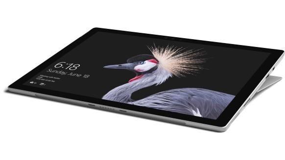 MICROSOFT Surface Pro tablette Intel Core i5 256 Go Noir, Argent