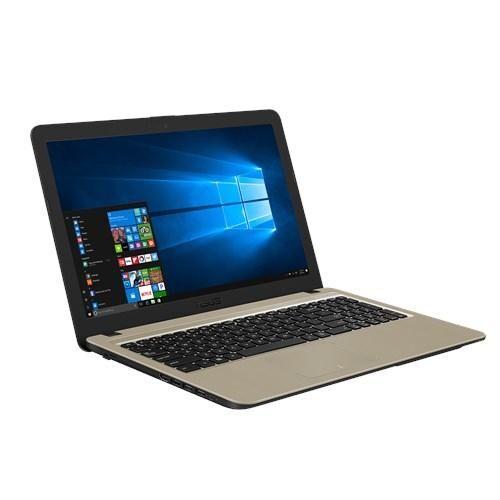 """ASUS VivoBook 15 X540UA-DM746T Noir, Chocolat Ordinateur portable 39,6 cm (15.6"""") 1920 x 1080 pixels 2,3 GHz Intel® Core? i3 de 7e génération i3-7020U"""