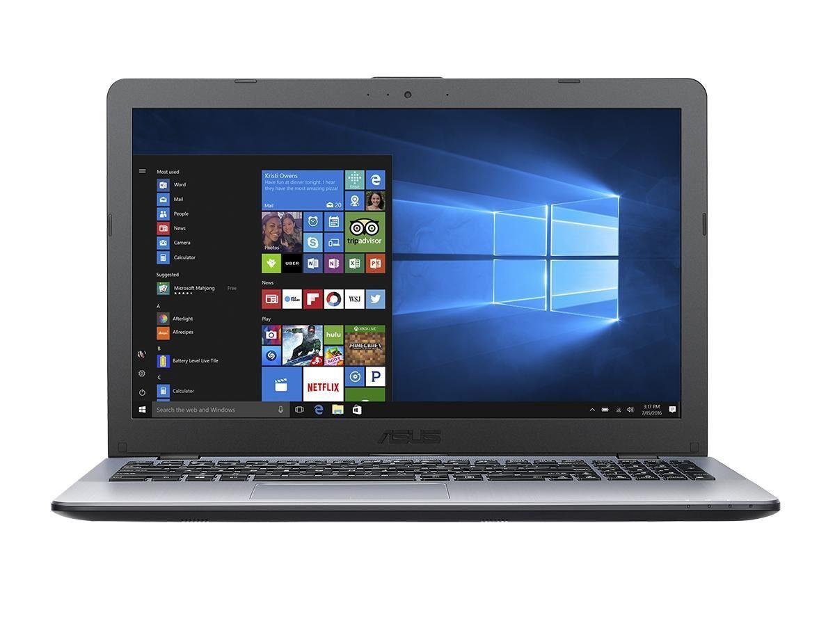 """ASUS VivoBook X542UF-GQ171T Gris Ordinateur portable 39,6 cm (15.6"""") 1366 x 768 pixels 1,80 GHz Intel® Core? i7 de 8e génération i7-8550U"""