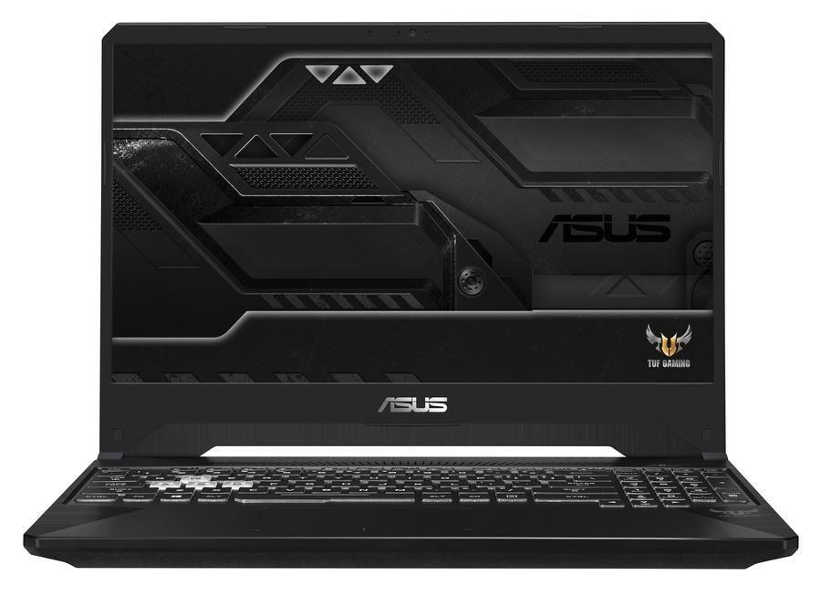 """ASUS TUF Gaming FX505GE-BQ321T notebook Noir Ordinateur portable 39,6 cm (15.6"""") 1920 x 1080 pixels 2,20 GHz Intel® Core? i7 de 8e génération i7-8750H"""
