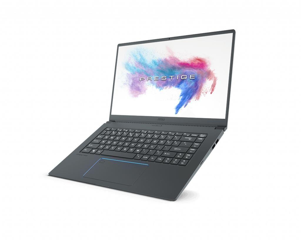 """MSI Prestige PS63 8RC-020IT Modern Noir Ordinateur portable 39,6 cm (15.6"""") 1920 x 1080 pixels 1,8 GHz Intel® Core? i7 de 8e génération i7-8565U"""