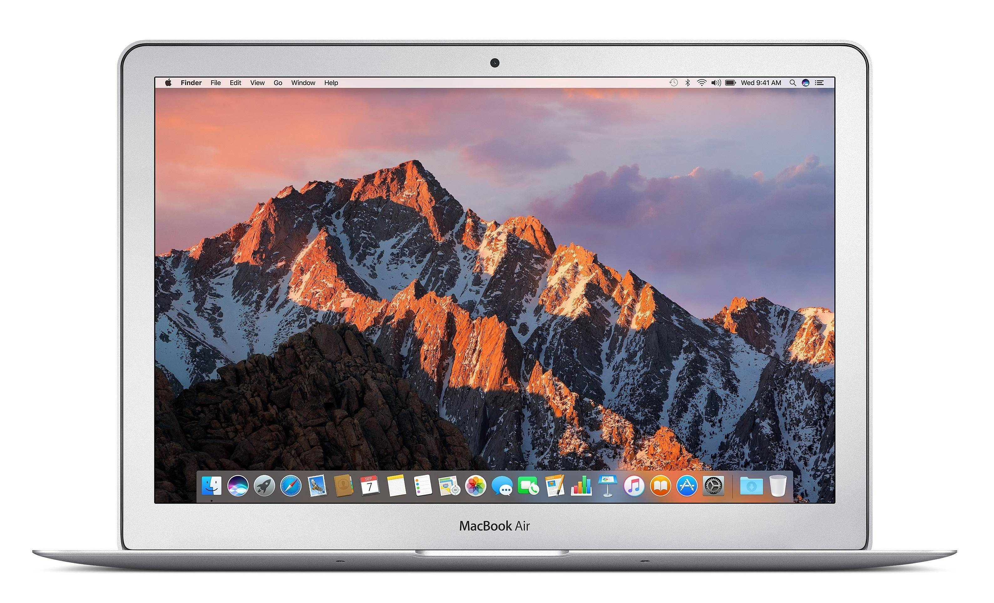 "APPLE MacBook Air Argent Ordinateur portable 33,8 cm (13.3"") 1440 x 900 pixels 1,8 GHz Intel® Core? i5 de 5e génération"
