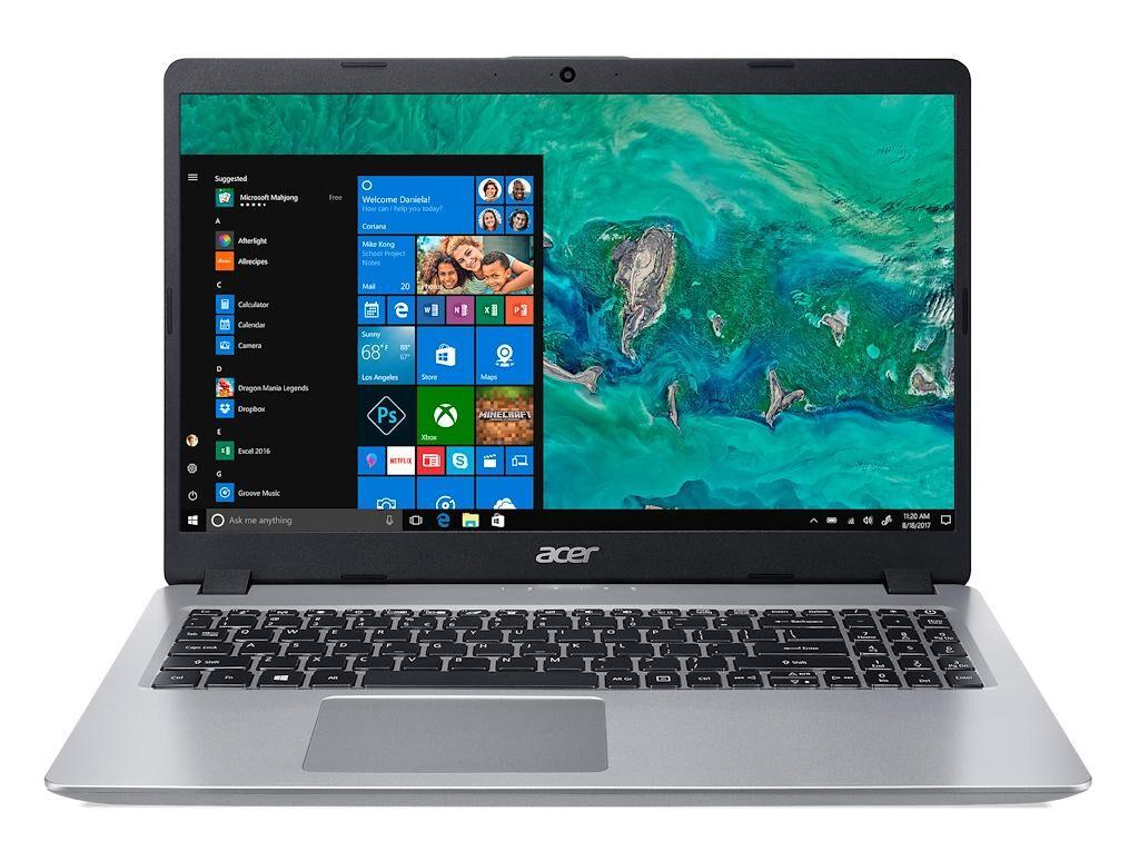"""ACER Aspire 5 A515-52G-7403 Argent Ordinateur portable 39,6 cm (15.6"""") 1920 x 1080 pixels 1,8 GHz Intel® Core? i7 de 8e génération i7-8565U"""