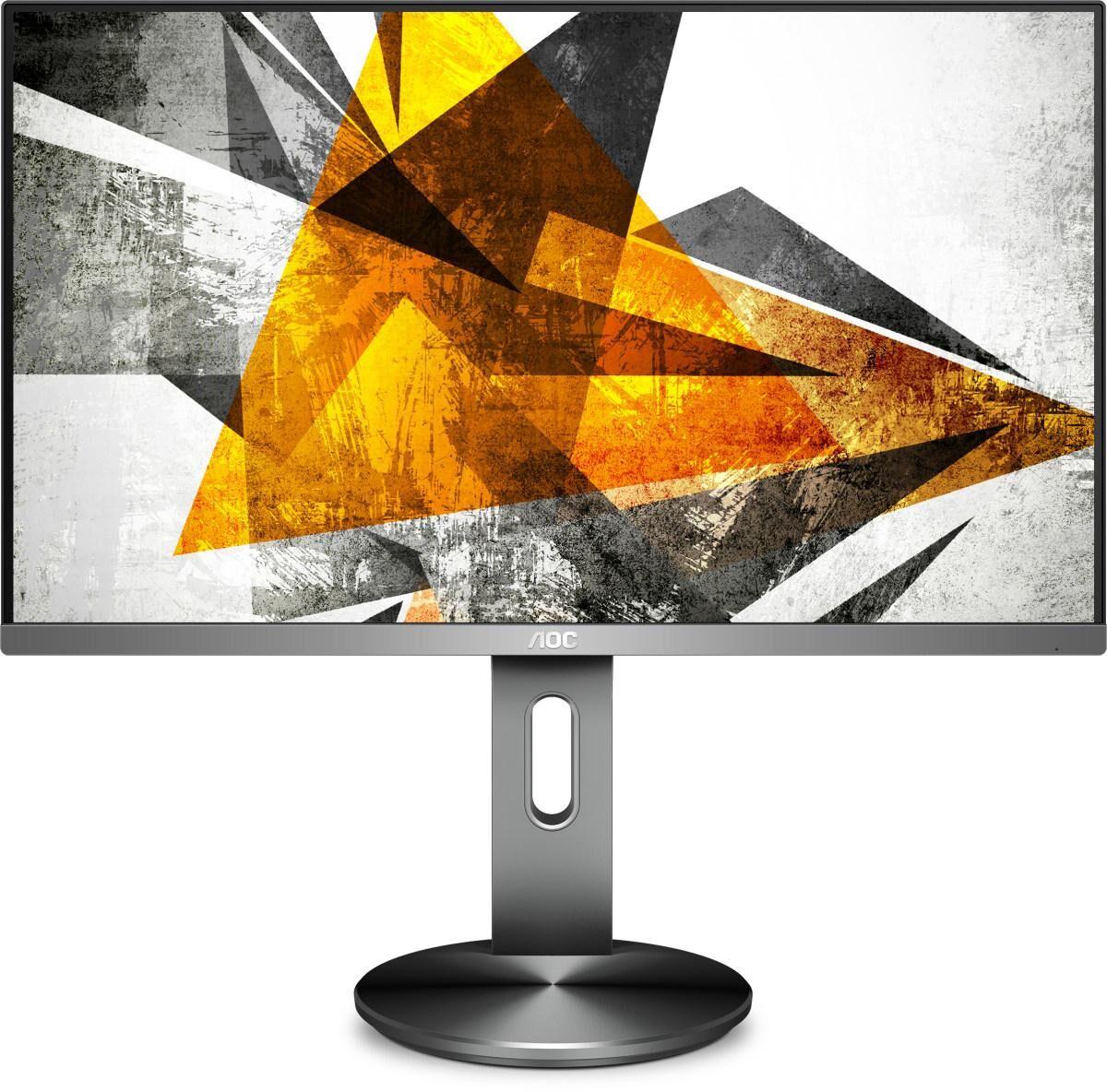 """AOC Pro-line I2790PQU/BT écran plat de PC 68,6 cm (27"""") Full HD LED Gris"""