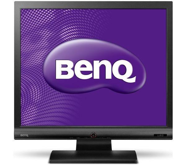 BENQ Ecran BL702A noir 43,2 cm (17 pouces) 1280 x 1024 pixels 5 ms (ISO)