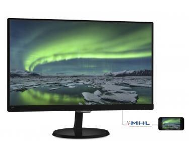 PHILIPS Moniteur LCD 237E7QDSB/00