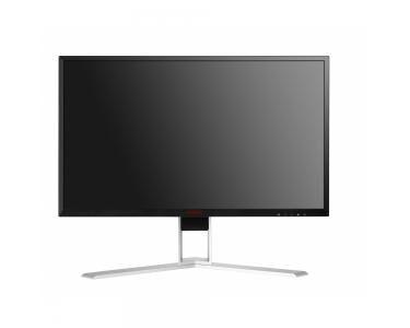 """AOC AG271QX 27"""" Wide Quad HD TN Noir, Rouge écran plat de PC"""