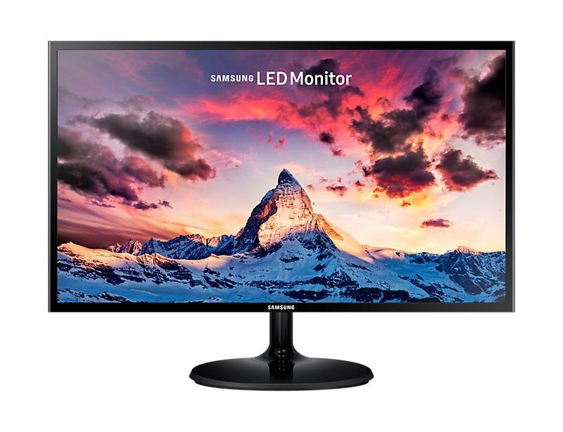 """SAMSUNG S24F352 écran plat de PC 59,7 cm (23.5"""") Full HD LED Noir"""