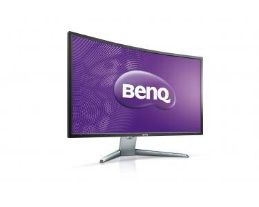 "BENQ EX3200R 31.5"" HD Noir, Argent"