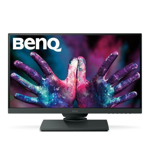 """BENQ PD2500Q écran plat de PC 63,5 cm (25"""") Wide Quad HD LCD Gris"""